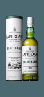 LAPHROAIG QUARTER CASK - MIT ETUI