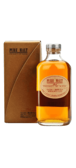 NIKKA PURE MALT RED - MIT ETUI