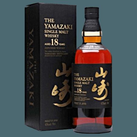 YAMAZAKI - 18 JAHRE - MIT ETUI