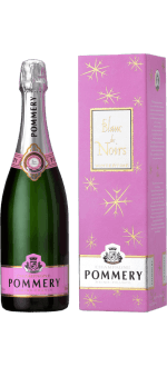 CHAMPAGNER POMMERY - WINTERTIME BLANC DE NOIRS - MIT ETUI