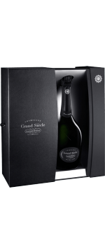 CHAMPAGNER LAURENT-PERRIER - GRAND SIECLE - LUXUSKOFFER