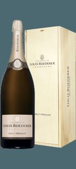 CHAMPAGNER LOUIS ROEDERER - BRUT PREMIER - JEROBOAM