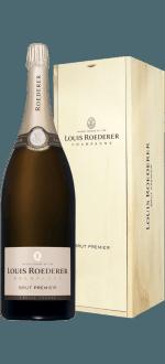 CHAMPAGNER LOUIS ROEDERER - BRUT PREMIER - METHUSALEM -
