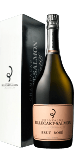 BILLECART SALMON BRUT ROSE - CHAMPAGNER - MAGNUM