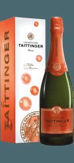 CHAMPAGNER TAITTINGER- LES FOLIES DE LA MARQUETTERIE - MIT ETUI