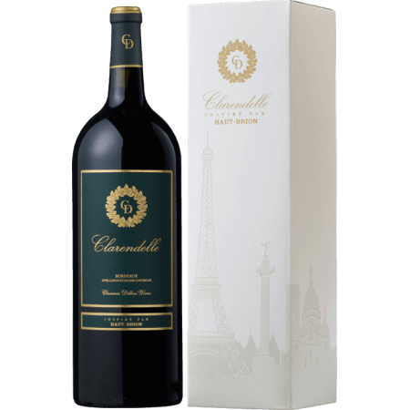MAGNUM CLARENDELLE 2011 - INSPIRED BY HAUT-BRION