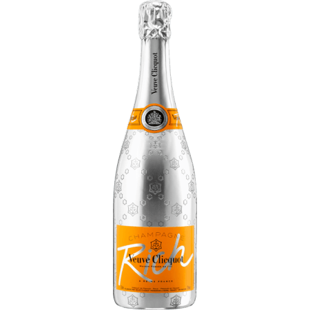 CHAMPAGNER VEUVE CLICQUOT - CUVEE RICH