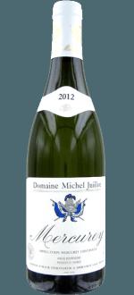 BLANC MERCUREY 2014 - DOMAINE MICHEL JUILLOT