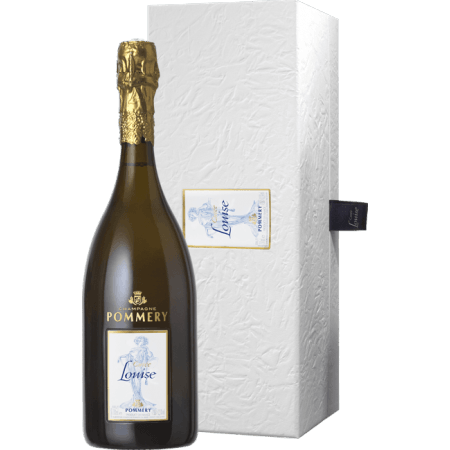 POMMERY CHAMPAGNER - CUVEE LOUISE 2004 - MIT PRESTIGE ETUI