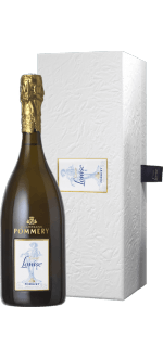 POMMERY CHAMPAGNER - CUVEE LOUISE 2004 - IN GESCHENKBOX
