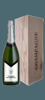 CHAMPAGNER LE BRUN DE NEUVILLE - CUVEE CHARDONNAY - JEROBOAM