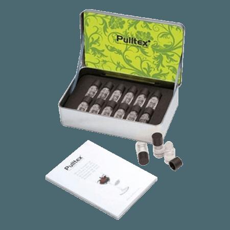 SINNES-SCHULE - AROMABAR MIT 12 WEISSWEIN AROMEN + NOTIZ - WHITE WINE ESSECES SET - PULLTEX