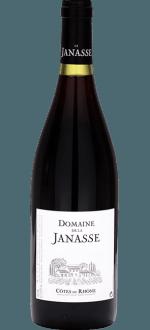 COTES DU RHONE 2015 - DOMAINE DE LA JANASSE
