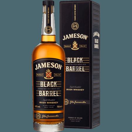 JAMESON BLACK BARREL - IM ETUI