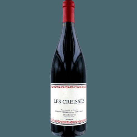 LES CREISSES 2015 - DOMAINE LES CREISSES