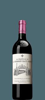 LA CHAPELLE DE LA MISSION HAUT BRION 2009 - Halbe Flasche
