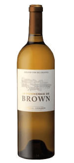 LA POMMERAIE DE BROWN 2014 - ZWEITWEIN CHATEAU BROWN