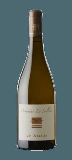 LES ACACIAS 2015 - DOMAINE LE SOLLIER