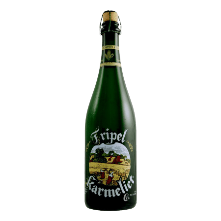 TRIPLE KARMELIET 75CL - BRAUEREI BOSTEELS