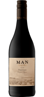 MAN FAMILY WINES - BOSSTOK PINOTAGE 2015