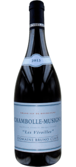 CHAMBOLLE MUSIGNY LES VEROILLES 2013 - DOMAINE BRUNO CLAIR