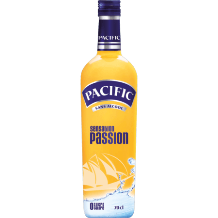 PACIFIC - PASSIONSFRUCHTGESCHMACK