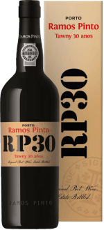PORT TAWNY 30 JAHRE - RAMOS PINTO - MIT ETUI