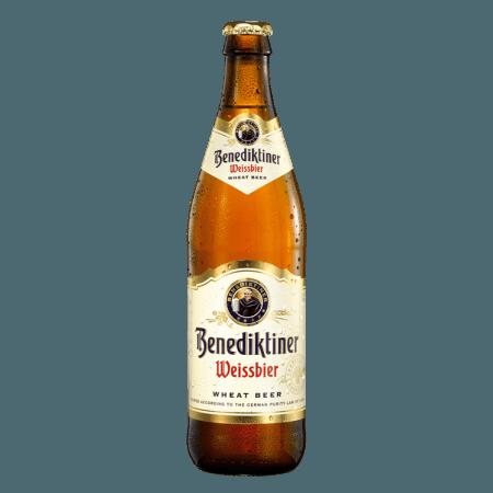 BENEDIKTINER WEISSBIER 50CL - BITBURGER