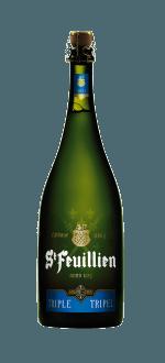 SAINT FEUILLIEN TRIPLE 75CL - BRAUEREI SAINT FEUILLIEN