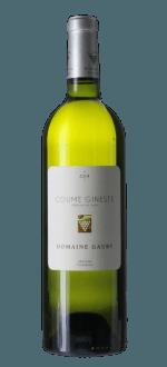 COUME GINESTE BLANC 2014 - DOMAINE GAUBY