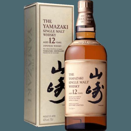 YAMAZAKI 12 JAHRE - MIT ETUI