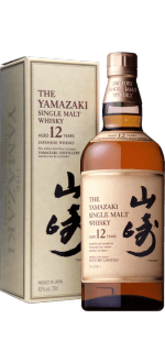 YAMAZAKI 12 JAHRE - EN ETUI