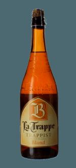 LA TRAPPE BLONDE 75CL - BRAUEREI KONINGSHOEVEN
