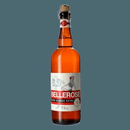 BELLEROSE BLONDE EXTRA 75CL - BRAUEREI DES SOURCES