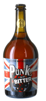PUNKS DO IT BITTER 75CL - BRAUEREI ELAV
