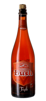 BUSH TRIPLE AMBREE 75CL - BRAUEREI DUBUISSON