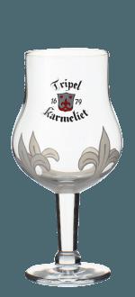 GLAS TRIPLE KARMELIET 25CL - BRAUEREI BOSTEELS