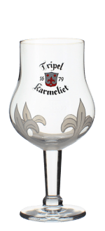 GLAS TRIPLE KARMELIET 30CL - BRAUEREI BOSTEELS