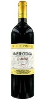 PROBUS - CLOS TRIGUEDINA 2005 (Frankreich - wein Südwestfrankreich - Cahors AOC - Rotwein - 0,75 L)