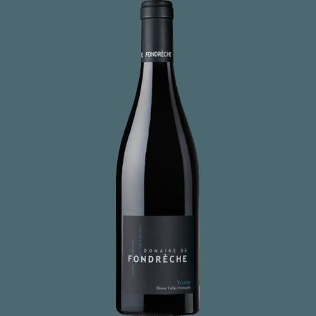 CUVEE DOMAINE ROUGE 2015 - DOMAINE DE FONDRECHE