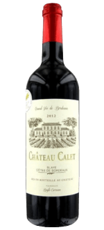 CHATEAU CALET 2012