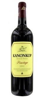 PINOTAGE 2011 - DOMAINE KANONKOP (Südafrika - wein Stellenbosch - Rotwein - 0,75 L)