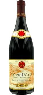 COTE ROTIE BRUNE ET BLONDE 2012 - E. GUIGAL