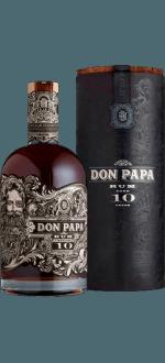 DON PAPA 10 JAHRE - EN ETUI