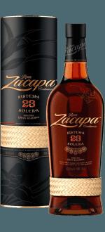 RUM ZACAPA 23 - MIT ETUI