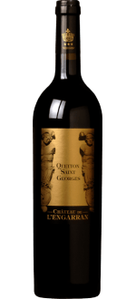 QUETTON SAINT GEORGES 2012 - CHATEAU L'ENGARRAN
