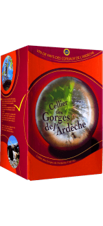 BAG-IN-BOX - WEINSCHLAUCH MARSELAN - CELLIER DES GORGES DE L'ARDECHE