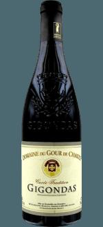 GIGONDAS TRADITION 2015 - DOMAINE DU GOUR DE CHAULE