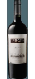 TERRAZAS DE LOS ANDES - MALBEC 2014