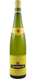 RIESLING RESERVE 2013 - DOMAINE TRIMBACH